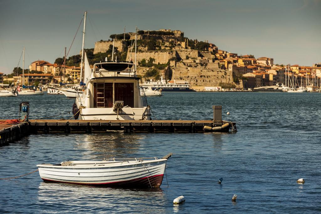 Italy, Livorno, Elba island: Hotel Airone, Portoferraio